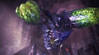 Monster Hunter World Iceborne - Brachydios Boss Fight (Solo Longsword)