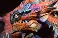 USJ-Black Flame King Rathalos Screenshot 002