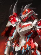 Chogokin-Monster Hunter G Class Henkei Rathalos 008