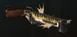 FrontierGen-Plesioth Heavy Bowgun (SP)