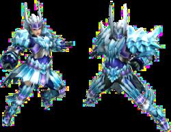 FrontierGen-Toa Armor (Blademaster) Render 2