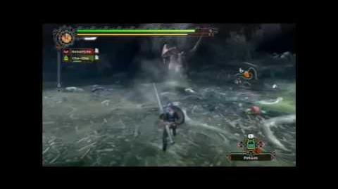 Great Jaggi Lance Tutorial - Monster Hunter 3 Tri Wii