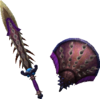 MH3-Sword and Shield Render 009