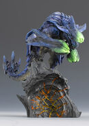 Capcom Figure Builder Creator's Model Brachydios 001