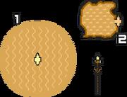 MHP3-Great Desert Map