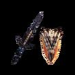 MHWI-Charge Blade Render 009