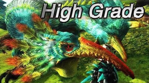 【MHF-G】HGE『フォロクルル(G級HC)』行ってみた!【High Grade Edition】