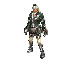 FrontierGen-Bande Armor (Male) (Both) (Front) Render 003