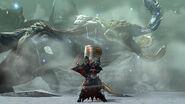 MHGU-Elderfrost Gammoth Screenshot 006