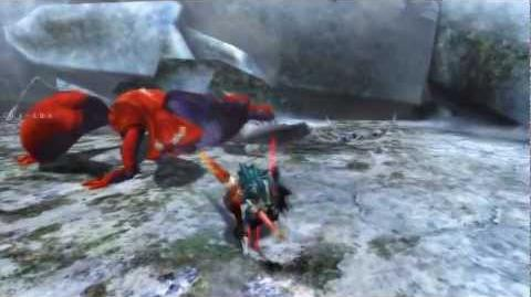 Monster Hunter 3 Ultimate - Baleful Gigginox