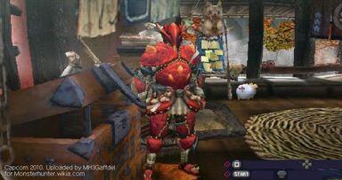 Rangurorota armor Andy