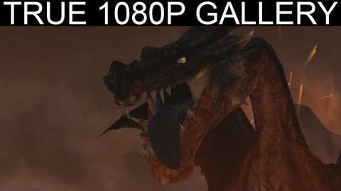 37 - Anger and Calamity 1080p Crimson Fatalis ミラボレアス紅龍 - Monster Hunter Freedom Unite Gallery MHFU