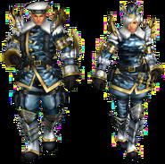 FrontierGen-Sabeji G Armor (Blademaster) Render 2