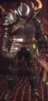 Rathian Armor (MHW)
