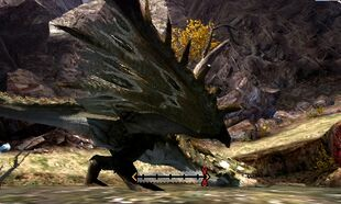 MH4U-Rathian Right Wing Break 002