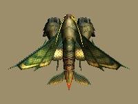 MHGU-Kinsect Render 006