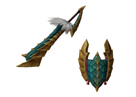 MHO-Sword and Shield Render 019