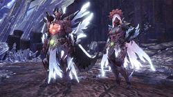 MHW-Xeno'jiiva Gamma Armor Screenshot 001