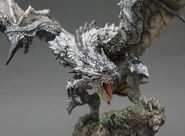 Capcom Figure Builder Creator's Model Silver Rathalos 008