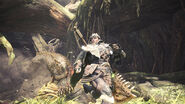 MHW-Deviljho and Great Jagras Screenshot 002