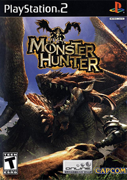 Monster Hunter Coverart