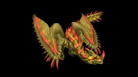 Monster Hunter Online - Espinath Espinas (棘龙) Theme