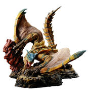 Capcom Figure Builder Creator's Model Tigrex 001