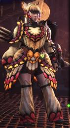 MHW-ButterflyBArmorSetF