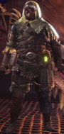 Pukei Armor α Armor (MHW)