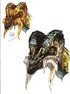 MHW - Kulve Taroth Concept Art 005
