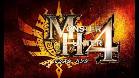 Battle 3 Monster Hunter 4 Soundtrack