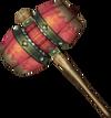 MHP3-Felyne Weapon Render 009