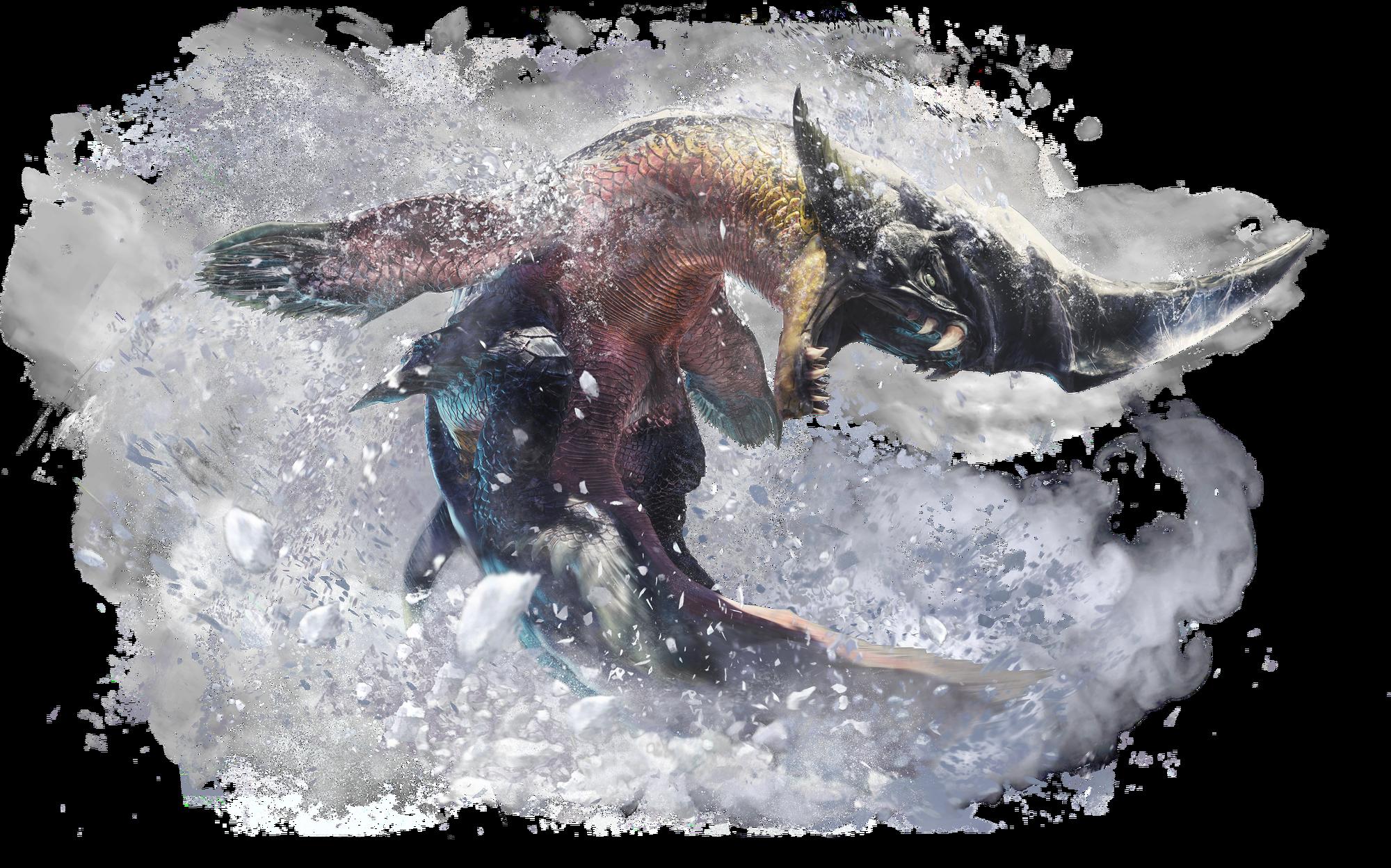 Beotodus Monster Hunter World Iceborne.