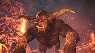 Monster Hunter World Iceborne - Rajang BGM