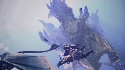 Monster Hunter World Pink Rathian Boss Fight 17 (Solo Hammer)
