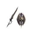 MHW-Charge Blade Render 010
