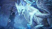 Monster Hunter World Iceborne - Velkhana Hunt (Solo Longsword)