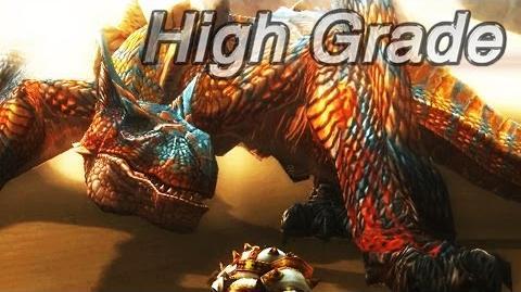 【MHF-G】HGE『ティガレックス(特異個体)』行ってみた!【High Grade Edition】