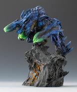 Capcom Figure Builder Creator's Model Brachydios 004