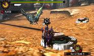 MH4U-Azure Rathalos Screenshot 012