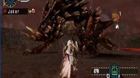MHF2 - Team Fatalis' Joker In Akantor With Dual Blades Solo in 15 Minutes 38 seconds
