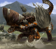 Barroth Artwork