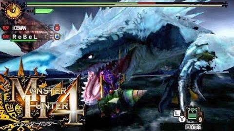 Monster Hunter 4 Nubcakes 14 - Zamtrios English commentary online gameplay