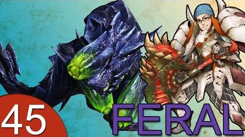 Monster Hunter 4 Nubcakes 45 - FERAL Brachydios (custom hammer set 2) English commentary online