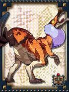 MHCM-Great Wroggi (King) Card 001