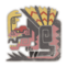 MHW-Anjanath Icon