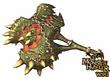 Deviljho Hammer
