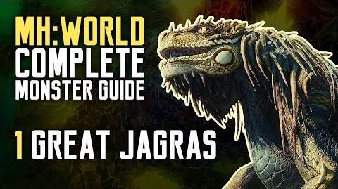 Monster Hunter World - Great Jagras (Complete Monster Guide Walkthough)
