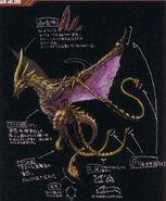 MHFG-Berukyurosu Concept Art 005