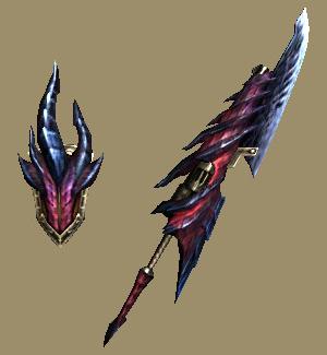MHGU-Gunlance Render 044